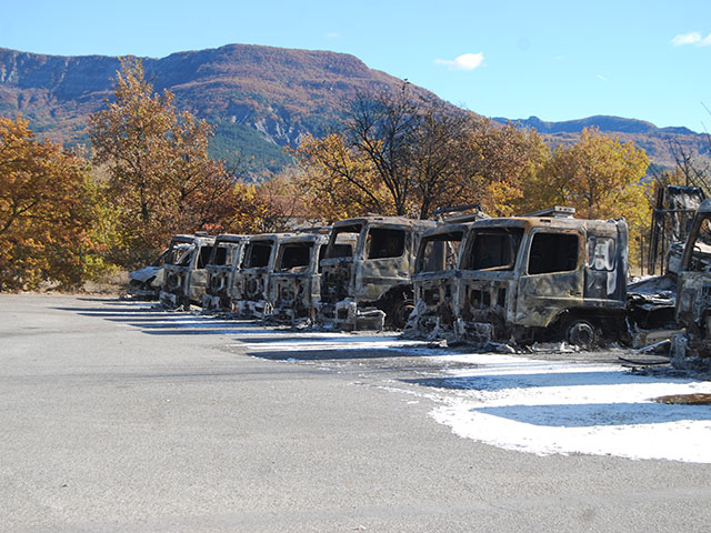 Expertises investigations incendie Malys