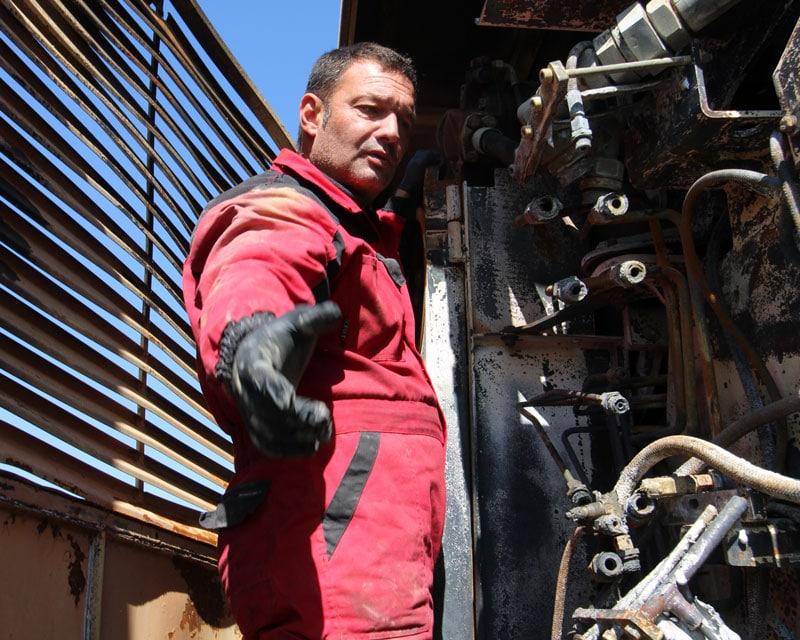 Malys recherche de causes et circonstances d'incendie
