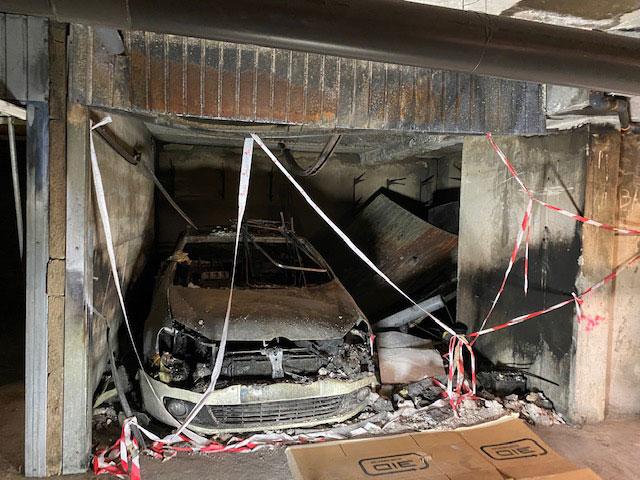 Spécialiste investigation incendie de parcs de stationnement couvert